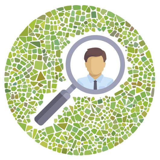 Search mosaic