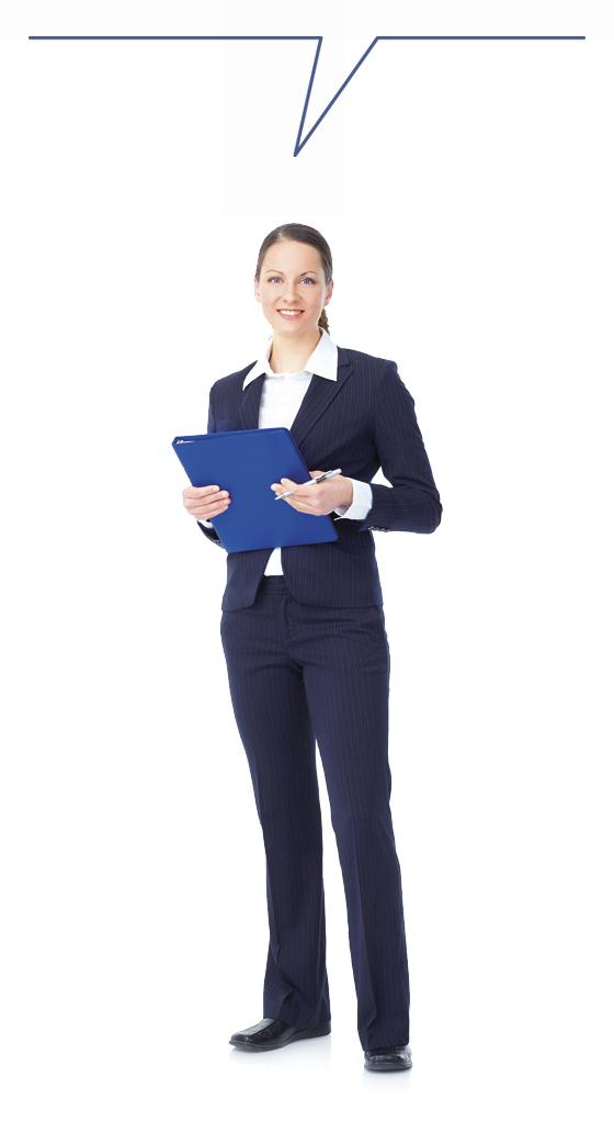 Testimonial, Businesswoman